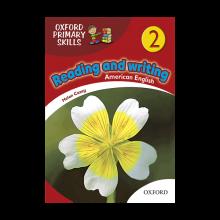کتاب زبان American Oxford Primary Skills 2 reading & writing+CD