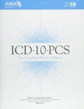 کتاب آی سی دی 10 پی سی اس ICD-10-PCS 2019: The Complete Official Codebook 1st Edition