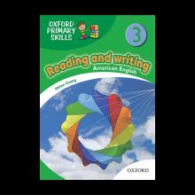 کتاب زبان American Oxford Primary Skills 3 reading & writing+CD