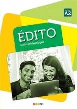 کتاب معلم Edito niv. A2 - Guide pedagogique