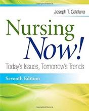 کتاب نرسینگ ناو Nursing Now!: Today's Issues, Tomorrows Trends 7th Edition2015