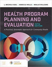 کتاب Health Program Planning and Evaluation ویرایش پنجم