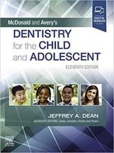 کتاب McDonald and Avery's Dentistry for the Child and Adolescent ویرایش یازدهم
