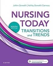 کتاب نرسینگ تودی Nursing Today: Transition and Trends 9th Edition2017