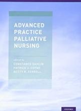 کتاب ادونسد پرکتیس پالیاتیو نرسینگ Advanced Practice Palliative Nursing