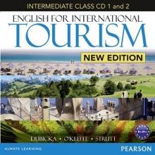 کتاب زبان English for International Tourism: Intermediate S.B+W.B+CD+DVD
