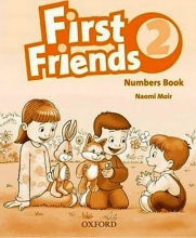 کتاب First Friends 2nd 2 Number Book