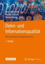 کتاب  Daten- und Informationsqualität: Die Grundlage der Digitalisierung