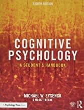 کتاب کاگنتیو سایکولوژی Cognitive Psychology: A Student's Handbook 8th Edition2020