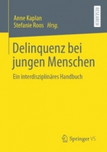 کتاب Delinquenz bei jungen Menschen: Ein interdisziplinäres Handbuch