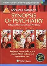 کتاب کاپلان اند سادوکز سینوپسیس آف سایکایتری Kaplan and Sadock's Synopsis of Psychiatry: Behavioral Sciences/Clinical Psychiatry