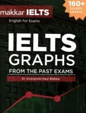 کتاب Makkar IELTS Graphs