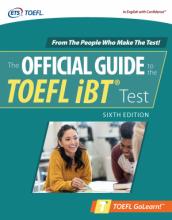 کتاب Official Guide to the TOEFL iBT Test, Sixth Edition