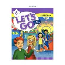 کتاب آموزش کودکان Lets Go 5th 6 لتس گو ویرایش 5