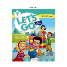 کتاب آموزش کودکان Lets Go Begin 5TH 1 SB+WB+DVD لتس گو ویرایش 5