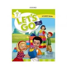 کتاب آموزش کودکان Lets Go Begin 5TH 2 SB+WB+DVD لتس گو ویرایش 5
