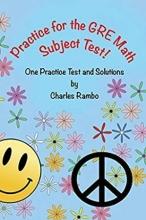 کتاب  Practice for the GRE Math Subject Test
