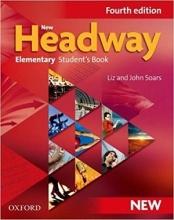 کتاب آموزشی نیو هدوی New Headway Elementary 4th