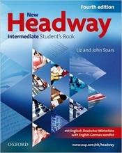 کتاب آموزشی نیو هدوی New Headway Intermediate 4th