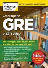 کتاب Cracking the GRE with 4 Practice Tests, 2020 Edition