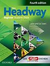 New Headway Beginner: S.B+W.B+CD, DVD 4Ed