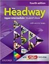 کتاب آموزشی نیو هدوی New Headway Upper-Intermediate