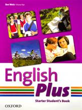 کتاب زبان English Plus Starter (S.B+W.B)+2CDs