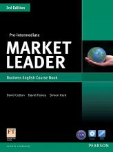 کتاب مارکت لیدر پری اینترمدیت ویرایش سوم  Market Leader pre-intermediate 3rd edition