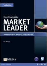 کتاب آموزشی مارکت لیدر Market Leader Upper-intermediate 3rd edition