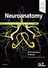 کتاب نوروآناتومی Neuroanatomy: an Illustrated Colour Text 6th Edition 2020
