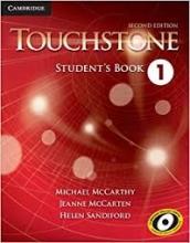 کتاب آموزشی تاچ استون ویرایش دوم Touchstone 1