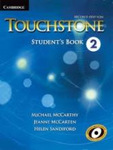 کتاب آموزشی تاچ استون ویرایش دوم Touchstone 2