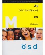 کتاب M ÖSD Zertifikat A2 (ZA2) Modellsatz