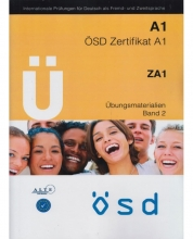 کتاب (U ÖSD Zertifikat A1 ZA1 (Band 2
