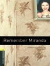 Bookworms 1:Remember Miranda with CD
