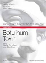 کتاب بوتولینوم توکسین Botulinum Toxin : Procedures in Cosmetic Dermatology Series