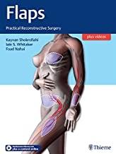 کتاب فلپس Flaps : Practical Reconstructive Surgery