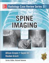 کتاب رادیولوژی کیس ریویو سریز Radiology Case Review Series: Spine2015