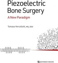 کتاب پیزوالکتریک بون سرجری Piezoelectric Bone Surgery: A New Paradigm2020