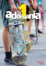 کتاب فرانسه Adomania 1 + Cahier + DVD