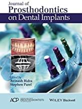 کتاب ژورنال آف پروستودنتیکس آف دنتال ایمپلنتس Journal of Prosthodontics on Dental Implants