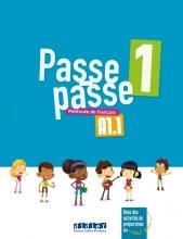 كتاب Passe - Passe 1 - Livre + Cahier + CD