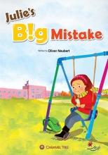کتاب JULIE'S BIG MISTAKE Level 4