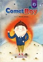 کتاب Comet Boy Level 3