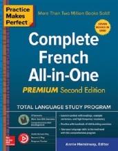 کتاب Practice Makes Perfect: Complete French All-in-One, Premium 2nd