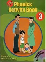 کتاب الی فونیکس اکتیویتی Elly Phonics Activity Book 3 +CD