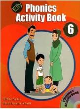 کتاب الی فونیکس اکتیویتی Elly Phonics Activity Book 6 +CD