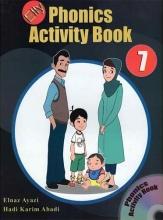 کتاب الی فونیکس اکتیویتی Elly Phonics Activity Book 7 +CD