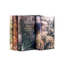 مجموعه هابیت و سهگانه ارباب حلقهها، نسخه مصور The Hobbit and The Lord of The Rings Illustrated اثر جی. آر. آر. تالکین