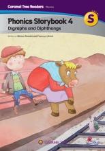 کتاب Phonics Storybook 4 Digraphs and